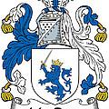 Macrery Coat Of Arms Irish by Heraldry