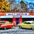 Mac's Drive In by Lynne Jenkins