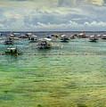 Mactan Island Bay by Adrian Evans
