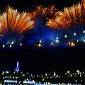 Macy's 2014 Fireworks by Kendall Eutemey