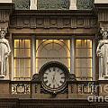 Macy's Clock by Bob Phillips