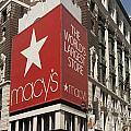 Macy's Department Store by Bob Phillips