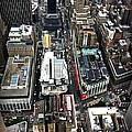 Macy's From Above by Jennifer Evans