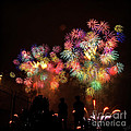 Macy's July 4th Fireworks New York City  by Nishanth Gopinathan