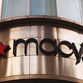 Macys Signage by Thomas Woolworth