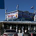 Mad Greek Cafe by Jason O Watson