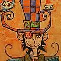 Mad Hatter by Ellen Henneke