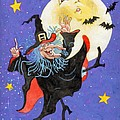 Mad Millie Moon Dance by Richard De Wolfe
