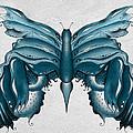 Madam Butterfly by Brenda Bryant