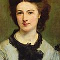 Madame Charles Garnier by Paul Baudry