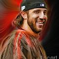 Madison Bumgarner San Francisco Giants by Blake Richards