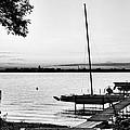Madison Capitol Across Lake Monona by Steven Ralser
