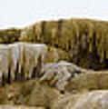Madison Formation Panorama  16x123 by J L Woody Wooden