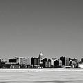 Madison Skyline by Larry Jones