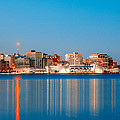 Madison Skyline by Todd Klassy
