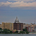 Madison Skyline by Tommy Anderson