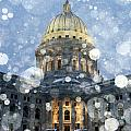 Madisonian Winter by Todd Klassy