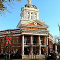 Madison's Morgan County Courthouse by Denise Mazzocco