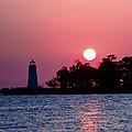 Madisonville Lighthouse by Susie Hoffpauir