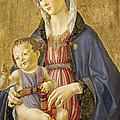 Madonna And Child by Domenico Bigordi Domenico Ghirlandaio
