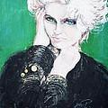 Madonna  by Jade Pasteur