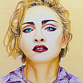 Madonna by Rebelwolf