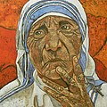 Madre Teresa Di Calcutta by Giosi Costan
