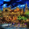 Madrid Gothic by Cary Shapiro