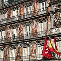 Madrid Murals by Joan Carroll