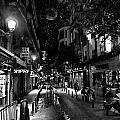 Madrid Side Street by Cary Shapiro