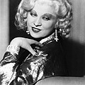 Mae West, Ca. 1935 by Everett