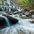 Mae Ya Waterfall by U Schade