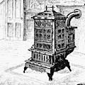 Magazine Stove, 1880 by Granger