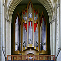 Magdeburg Cathedral Organ by Jenny Setchell