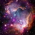 Magellanic Cloud 3 by Jennifer Rondinelli Reilly - Fine Art Photography