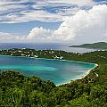 Magen's Bay From Drake's Seat by Thomas Kaestner