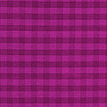 Magenta Checkered Pattern Cloth Background by Keith Webber Jr