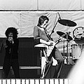 Magic Dick And J. Geils In Oakland 1976 by Ben Upham