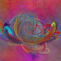 Magic Lamp by Diane Parnell