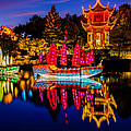 Magic Of The Lanterns by Mark Robert Rogers