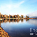 Magic On Seeley Lake by Janie Johnson