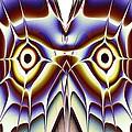 Magic Owl by Anastasiya Malakhova