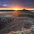 Sunrise South West Iceland by Ollie Taylor