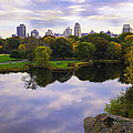 Magical 2 - Central Park - Nyc by Madeline Ellis