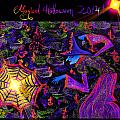Magical Halloween 2014 V3 by Alex Art and Photo