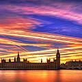Magical London by Midori Chan