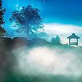 Magical Morning Near Lake Lanier by Mark E Tisdale