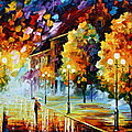 Magical Time by Leonid Afremov