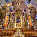 Magnificent Cathedral V by Ray Warren