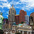Magnificent Las Vegas by Brenda Kean